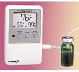 Control Company Refrigerator/Freezer Thermometers 4127 Thermometer With Alarm
