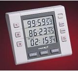 Control Company Three-Channel Alarm Timer with Triple Display 5000 Vwr Timer Countdown Alarm