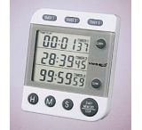 Control Company Three-Line Alarm Timer 5008 Vwr Timer Traceable 3-LINE