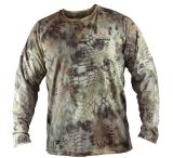 Dead Deer Mens Core Long Sleeve Shirt