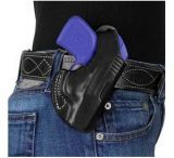 DeSantis Maverick Belt Holster for Ruger LCP w/ Lasermax