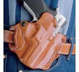 DeSantis Right Hand Tan Speed Scabbard Holster, 3 Slot 002TA21Z0 - SPRINGFIELD 1911-A1 5in.
