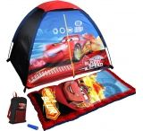 Disney Cars 4 Piece Kids Camp Set