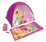 Disney Princess 4 Piece Kids Camp Set