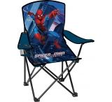 Disney Spider-Man Solid Camp Chair with Arms