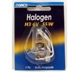 Dorcy 55 Watt Halogen Replacement Bulb For 41-1097 - 1 Per Card 41-1680