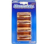 Dorcy C Mastercell Alkaline Batteries - 4 Per Card 41-1629