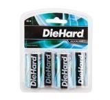 Dorcy Diehard Alkaline C Batteries