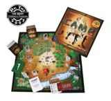 Education Outdoors Camp Game