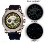 Equipe Stud Tritium Wrist Watch for Men