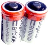 ExtremeBeam CR123 Rechargeable Lithium Battery