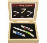 Frost Steel Warrior Viper Knife Set
