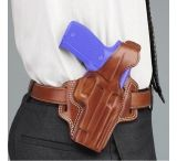 Galco Fletch High Ride Belt Holster for Glock 17