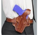 Galco Fletch High Ride Belt Holster for S&W 686 4""