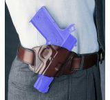 Galco Quick Slide Left Hand Belt Holster for Glock 17
