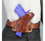 Galco Silhouette High Ride Holster for S&W L Fr 686 4""