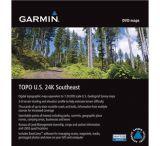 Garmin TOPO U.S. 24K Southeast DVD