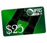 OpticsPlanet.com Email Gift Certificate $25