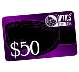 OpticsPlanet.com Email Gift Certificate $50