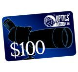 OpticsPlanet.com Email Gift Certificate $100