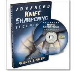 Gun Video DVD - Advanced Knife Sharpening Techniques X0496D