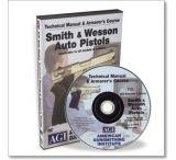 Gun Video DVD - AGI: Smith & Wesson Auto Pistols X0080D