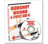 Gun Video DVD - Gunshot Wound - First Aid X0562D