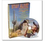Gun Video DVD - Stay Alive in the Desert X0052D
