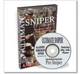 Gun Video DVD - Ultimate Sniper - Training Techniques M0065D