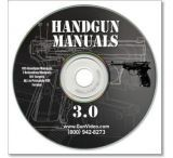 Gun Video Hand Gun Manuals 3.0 CD002