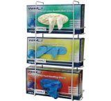 Heathrow Glove Dispensers, Epoxy-Coated HS23458