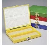 Heathrow Microscope Slide Boxes, 100-Place HS15994C