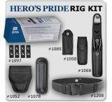 Heros Pride Ballistic Duty Gear Rig-7 Pc