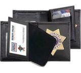 Heros Pride Deluxe Bi-fold Badge Wallet w/ Two ID windows
