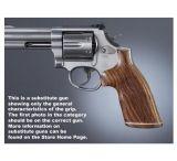 Hogue Ruger SP101 Handgun Grip Coco Bolo No Finger Groove Stripe Cap Checkered 81831