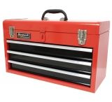 Homak 20in 3 Drawer Toolbox