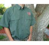 Hornady 5.11 Tactical Short Sleeve Shirt, Od Green