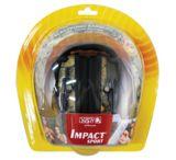 Howard Leight Impact Sport Folding Electronic Earmuff Camouflage Earcups R-01530