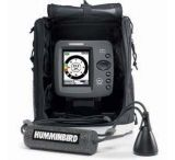 Humminbird Fishfinder, ICE 345C, Color Screen