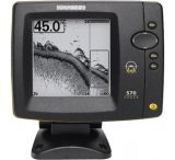 Humminbird 500 Series 570 Portable Dual Beam Fish Finder