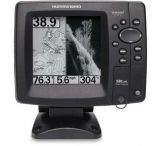 Humminbird 346c DI Combo Down Imaging Fishfinder