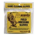 Hunter's Specialties Field Dressing Gloves 2 Pair 01071
