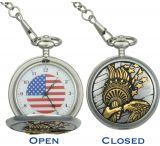 Infinity Liberty Pocket Watch