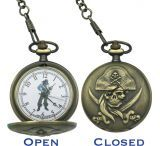Infinity Pirate Pocket Watch
