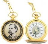 Infinity Wyatt Earp Pocket Watch