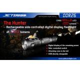 JETBeam DDR26 1000 Lumens LED Flashlight w/ Digital Display