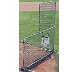 Jugs Sports Replacement Net for 7-foot Quick-Snap Pitcher Screen - NET ONLY S5000