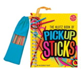 Klutz The Book Of Pick Up Sticks