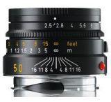 Leica 50 mm Standard Rangefinder Lenses
