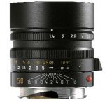 Leica 50mm SummiLux / f1.4 ASPH Lens for M8 Camera